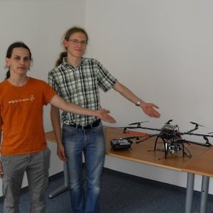 Photocopter Praktikum 2011